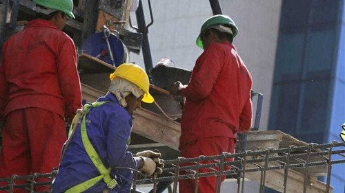 Rights for workers in Qatar outlined