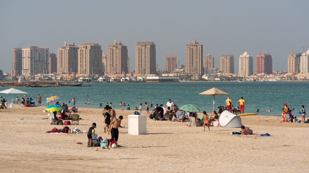 In Pictures: Qatar further eases coronavirus restrictions