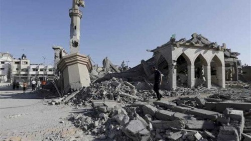 US and Israel criticise ICC war crimes probe