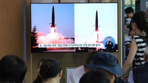 N Korea's Kim says new missile launch was warning to South Korea