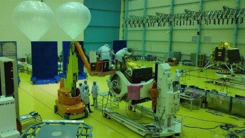 India moon mission launch called off due to 'technical' problem