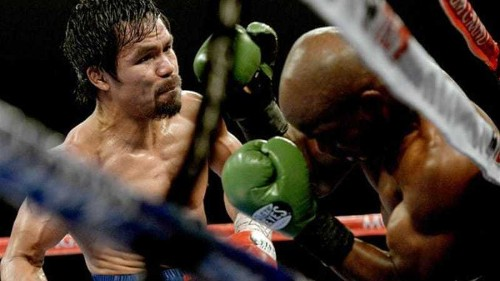Pacquiao regains welterweight title