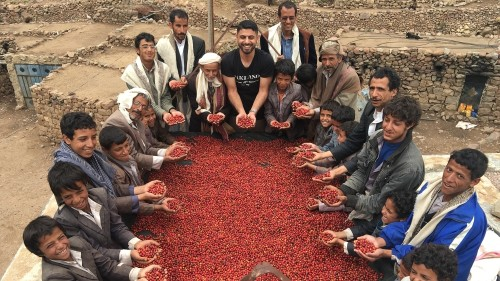 Yemen's epic coffee revival: From war to hipster New York cafes