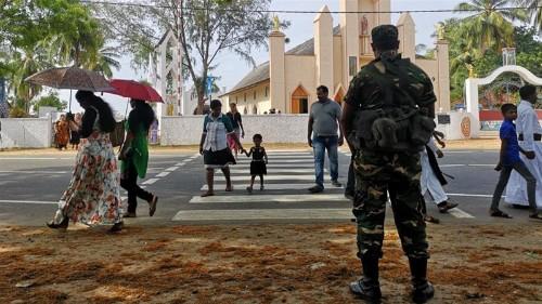 Sri Lanka's New War