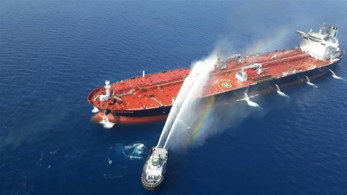 Iran slams Saudi Arabia over tanker attack allegations