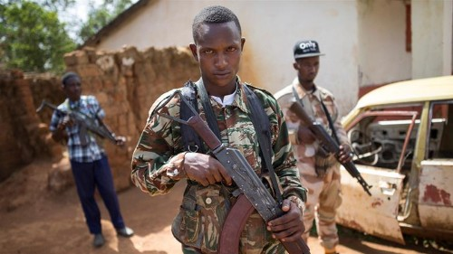 Central African Republic initials peace deal with armed groups