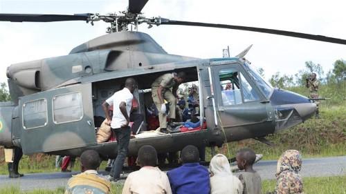 Anxious Cyclone Idai survivors assess losses in Zimbabwe