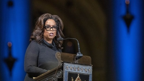 Oprah Winfrey, others pay tribute to late author Toni Morrison
