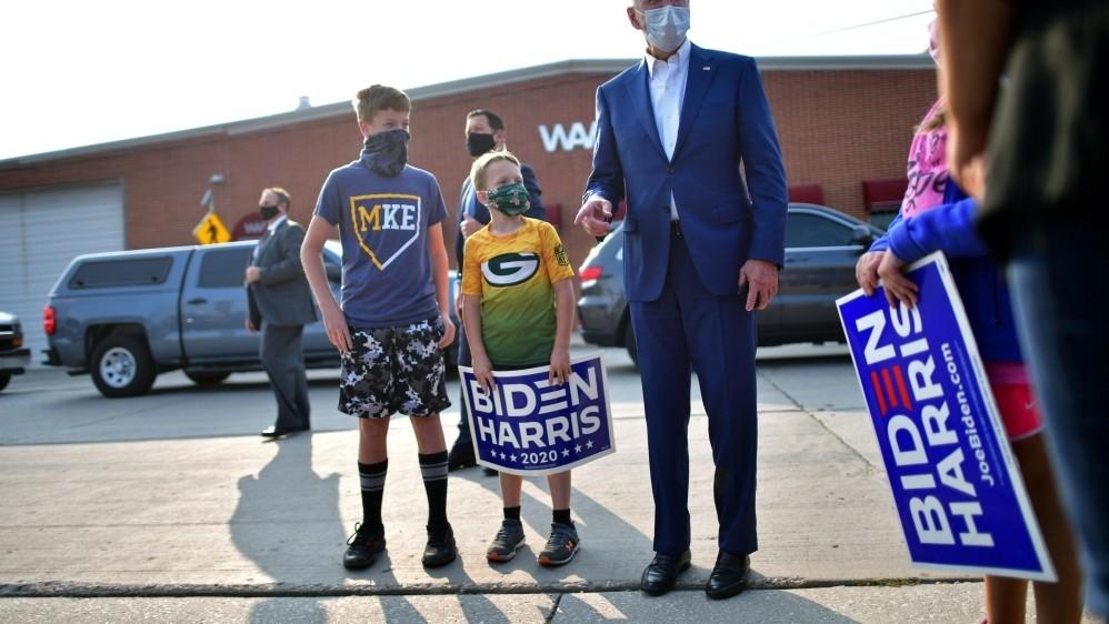 Biden would end 'artificial trade war' with EU, adviser says