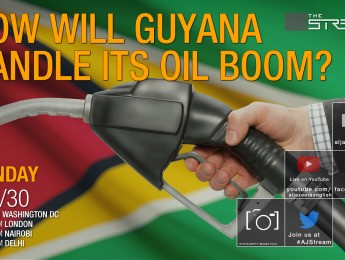 Will Guyana's oil boom benefit the people?
