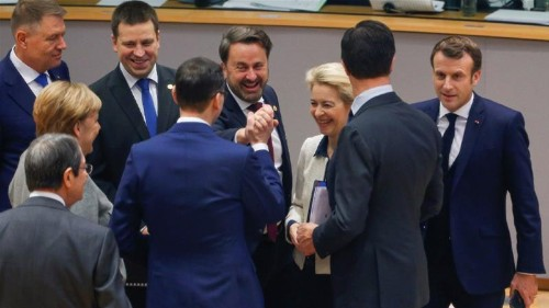 EU leaders 'ready' for next stage of Brexit