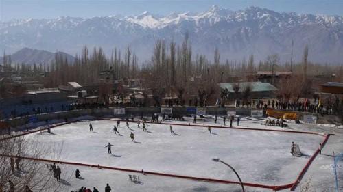 On Thin Ice: India's National Ice Hockey Team