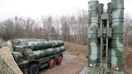 S-400 arrives in Ankara: Crunch time for Turkish foreign policy