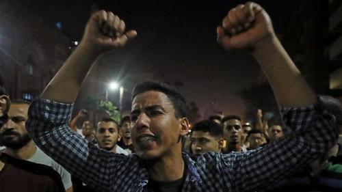 Egypt's revolution redux