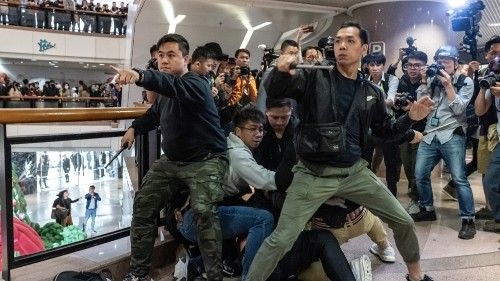 Hong Kongers find new ways to protest using power of the purse