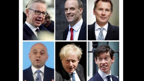 Who will be Britain's next prime minister?