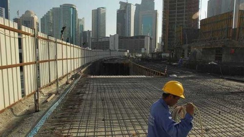 Migrant workers 'going hungry' in Qatar