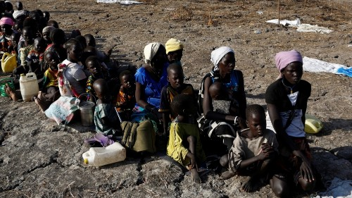 Is South Sudan on the brink of famine?