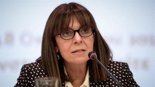 Greece to elect first woman president, Ekaterini Sakellaropoulou