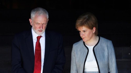Can a Corbyn-Sturgeon alliance save Brexit Britain from itself?