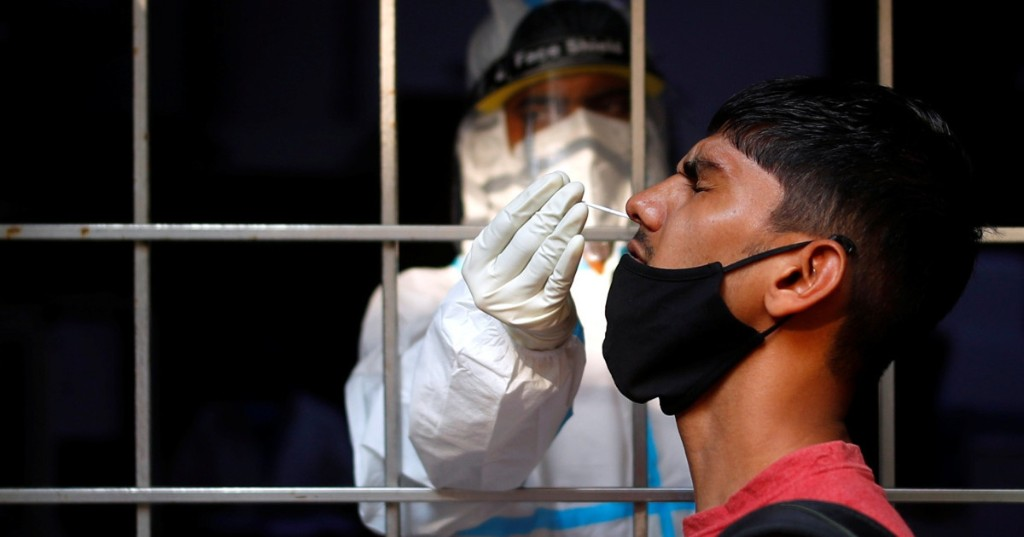 India's coronavirus cases surpass 9 million