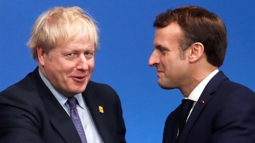 UK and France reiterate commitment to Iran nuclear deal