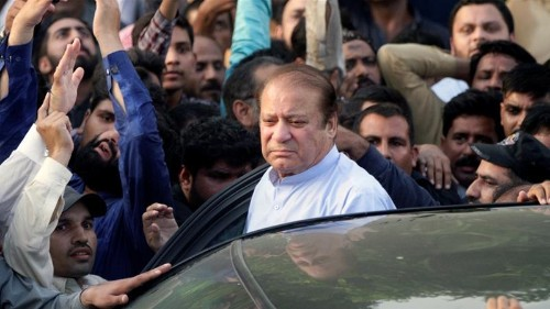 Pakistan: Ex PMs, journalist appear in court on treason charges