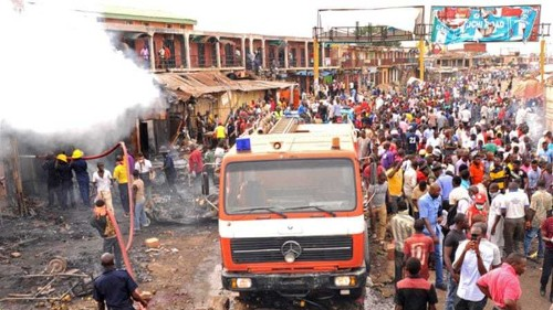 More than 100 killed in Nigeria twin blasts