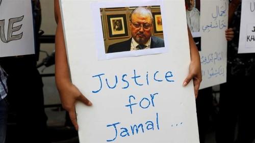 Mark the Khashoggi anniversary by freeing jailed activists