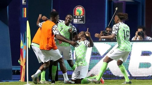 Nigeria knock out defending champions Cameroon in African Cup