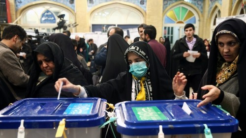 Iran announces lowest voter turnout since 1979