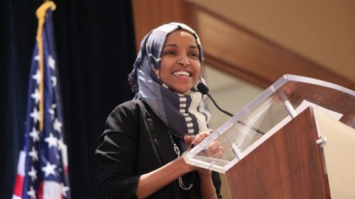 The Democratic Inquisition has come after Ilhan Omar