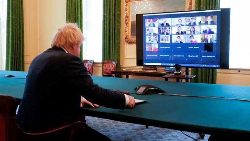 'Nothing but soundbites': UK PM Boris Johnson left isolated