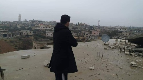 A doctor in Idlib: 'It cannot get more evil than this'
