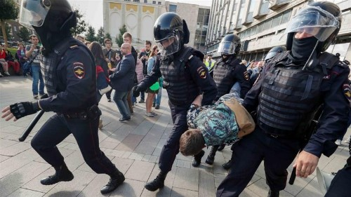 Why the Kremlin launched Stalinist-style mass raids