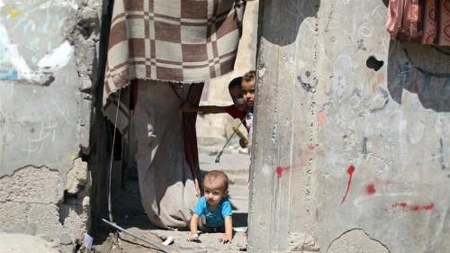 I fear for Gaza's children