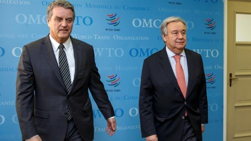 African bloc within WTO joins majority opposing US veto power
