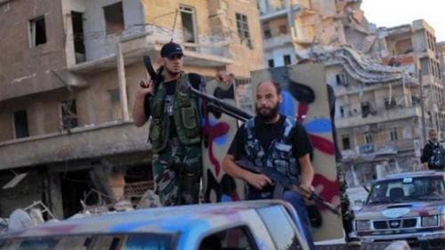 Tunnel explosions strike Syria's Aleppo