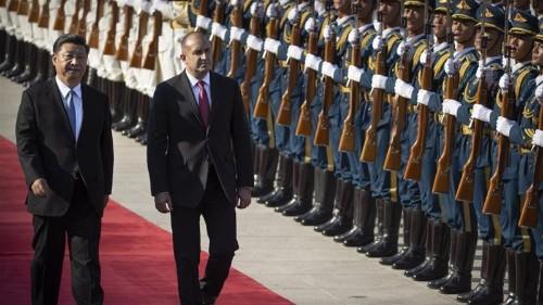 China enters the Balkans
