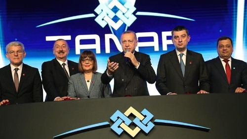 TANAP and Turkey's energy ambitions