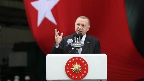 Erdogan: Turkey to start gas exploration in eastern Mediterranean