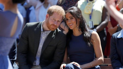 Harry and Meghan to stop being 'working' members of royal family