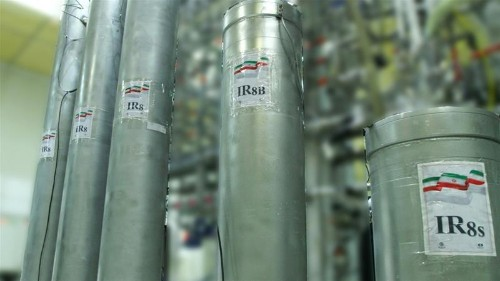 Iran begins process of fuelling centrifuges at Fordow