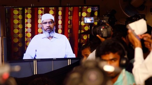 Outrage in Malaysia as Zakir Naik suggests Chinese expulsion