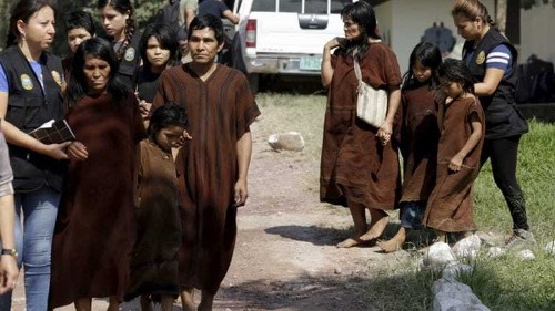 Peru rescues group seized by Shining Path decades ago