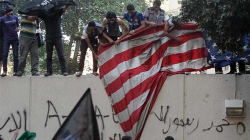 US bankrolled anti-Morsi activists