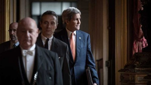 Syria's civil war: Foreign ministers meet in Paris