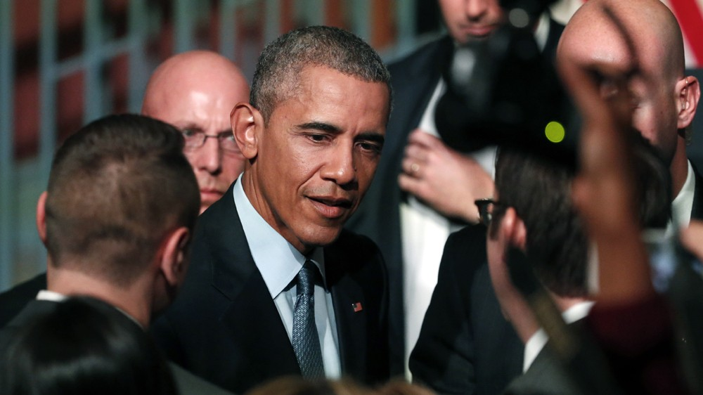 Obama: No US troops on Syria front lines