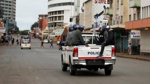 Zimbabwe doctors treat 68 for gunshot wounds after protests