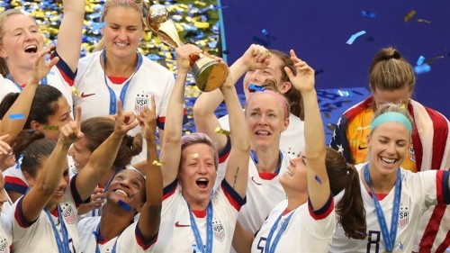 US beat Netherlands to seal fourth women World Cup title